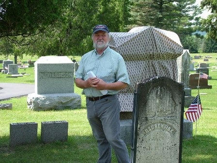 Darrel Hanold - Local Historian - 4