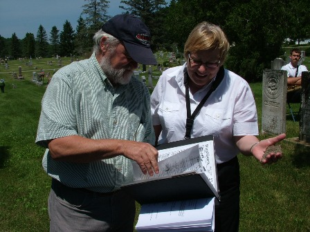Darrel & Kathy - looking for picture of Dode's poster