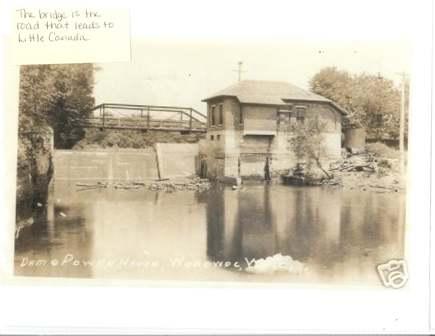 Wonewoc Dam & Mill