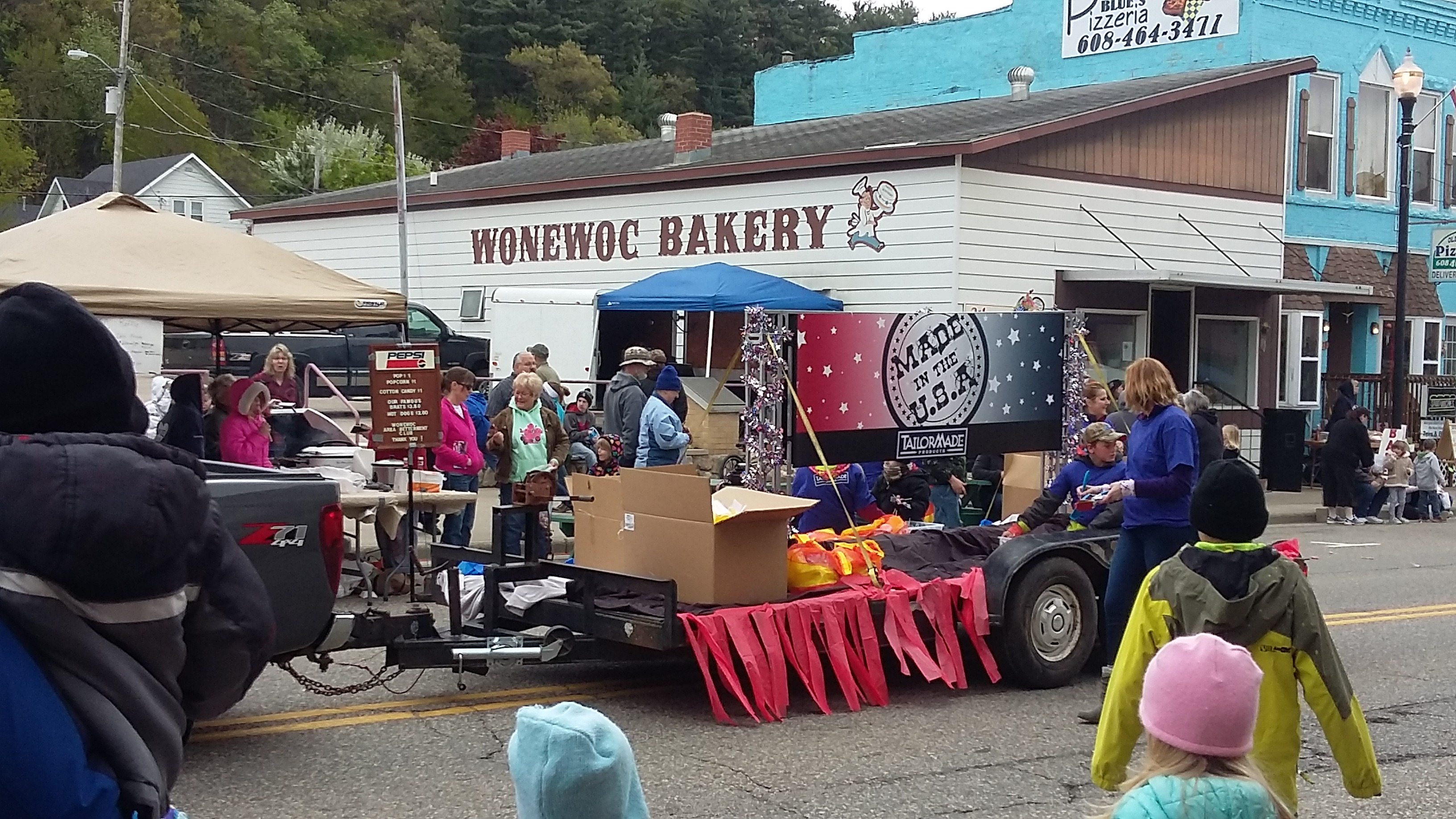 Old Fashioned Day | Village of Wonewoc, Juneau County, Wisconsin